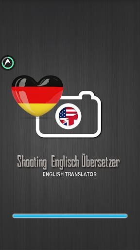 Shooting Englisch Übersetzer