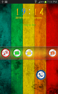 Colorful Wood Go Locker - screenshot thumbnail