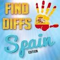 Busca 5 diferencias: España Ed icon
