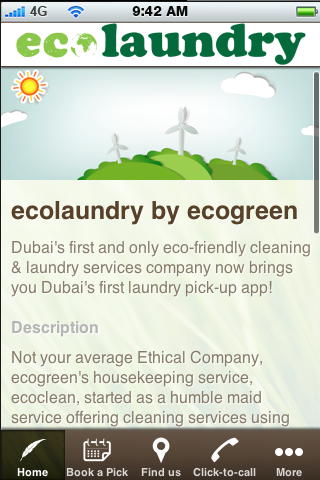 ecolaundry by ecogreen