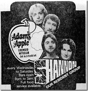 Shannon band ad