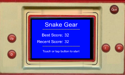 Snake Gear -control your snake