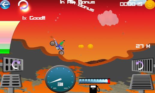 Moto X Bikes Hill Climbing Physics Game - Cocos2dX 3.15.1 - 3