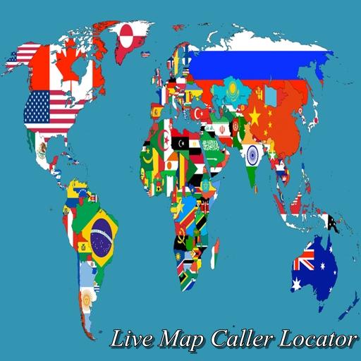 Live 地圖調用定位器