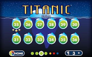 Screenshot of Titanic by SmartGames