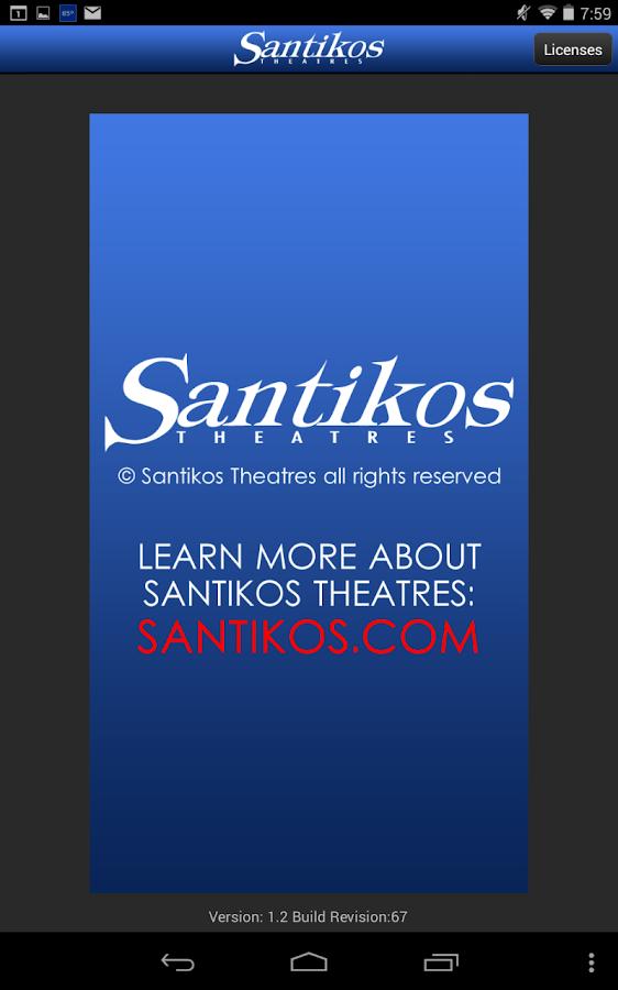 Santikos Premiere - screenshot