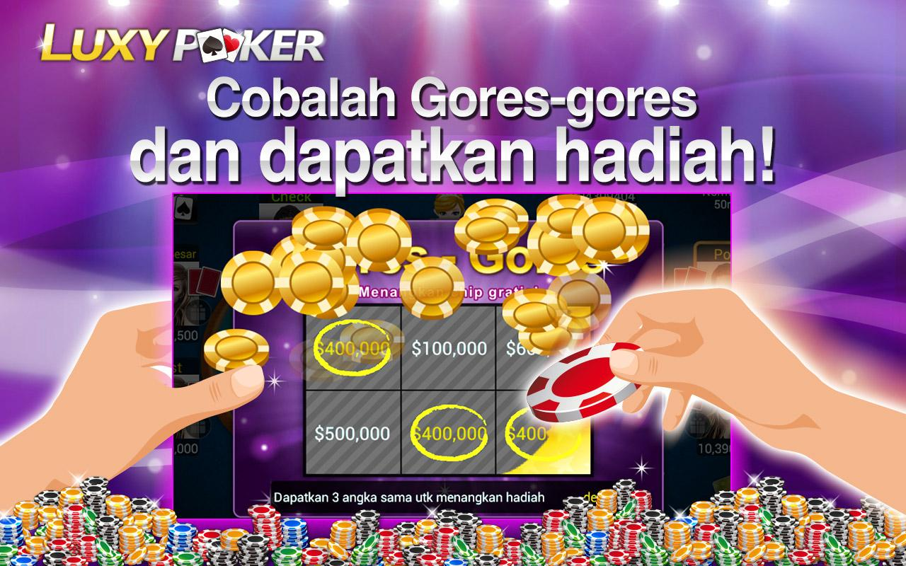 Poker: Luxy Poker Texas Holdem - screenshot