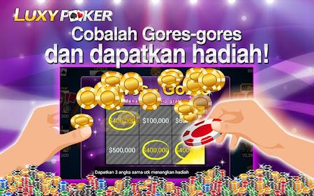 Poker: Luxy Poker Texas Holdem 1.2.2 screenshot 227155
