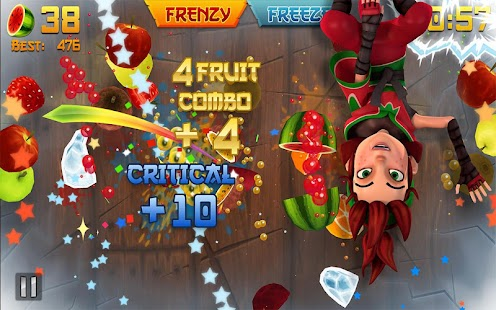 Fruit Ninja Free Screenshot 10