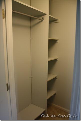 Closet Makeover 3