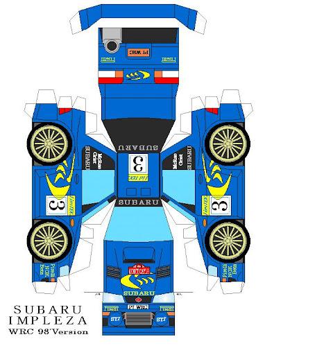 Subaru Of Nashua >> Cardboard model car? - Page 2 - NASIOC