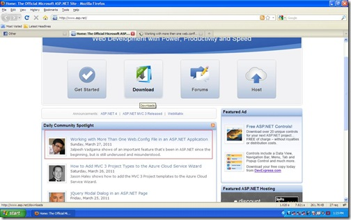 MicrosoftASP.NET