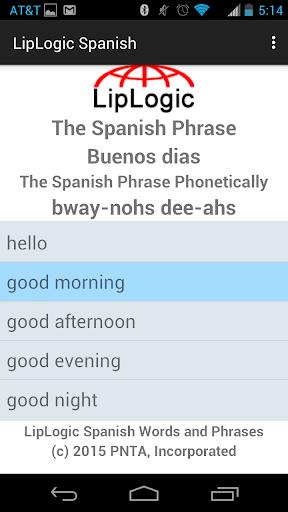 LipLogic Spanish