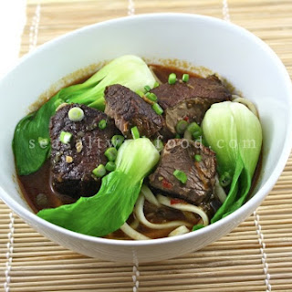 Aromatic Beef Noodles
