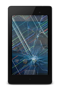 Broken Screen: Cracked Prank- screenshot thumbnail