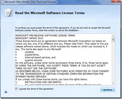 Mahmoud Thoughts: Microsoft Office 2010 beta version has