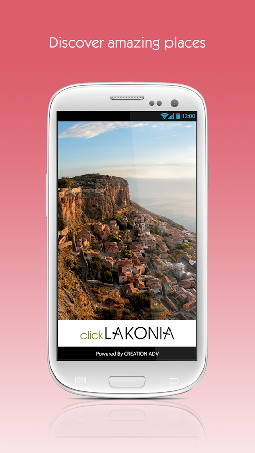 Laconia by clickguides.gr- screenshot