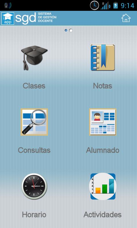 sgd app - screenshot