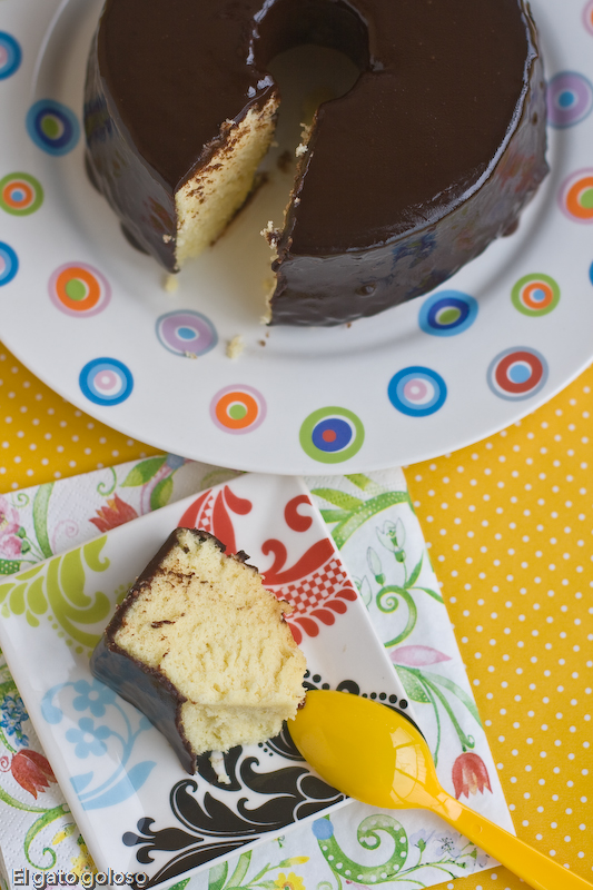 Torta chiffon de parchita