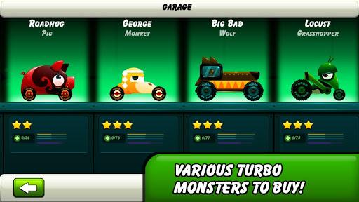 Monsters Climb Race: hill race