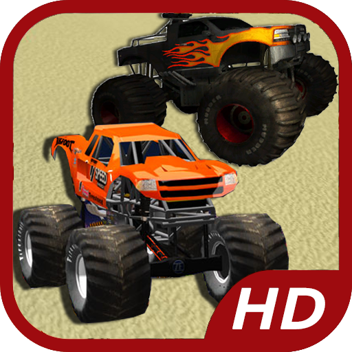 Monster Truck Games 賽車遊戲 App LOGO-APP試玩