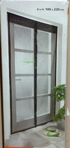vorhang magnet m ckenschutz terassen t r fliegengitter ebay. Black Bedroom Furniture Sets. Home Design Ideas