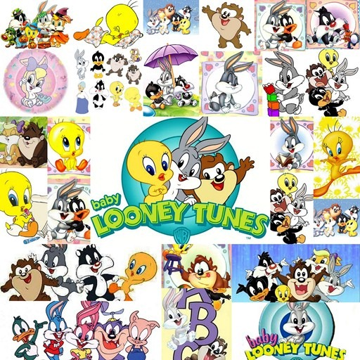 Tarjetas De Cumpleaños De Baby Looney Tunes Imagui