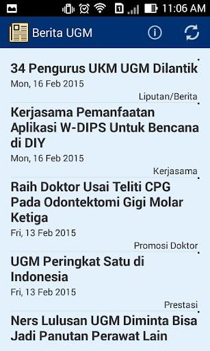 Berita UGM