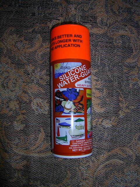 Sno-Seal Silicone Water Guard Spray