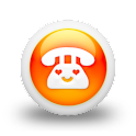 a Pretty Call (aQuickCall) logo