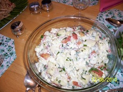 our Potato Salad