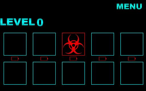 Danger icon game