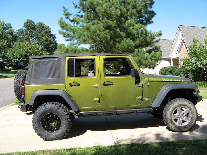 Re-centered 12 Bolt HMMWV Wheels - JKowners com : Jeep