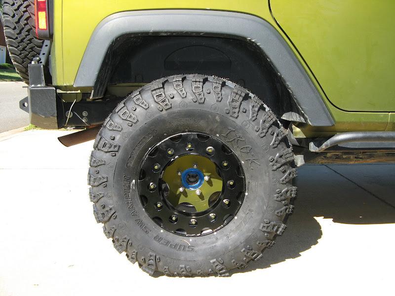 humvee wheels on jeep - JK-Forum com - The top destination