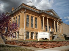 Guthrie's Carnegie Library