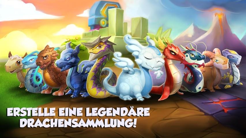android Dragon Mania Legends Screenshot 6