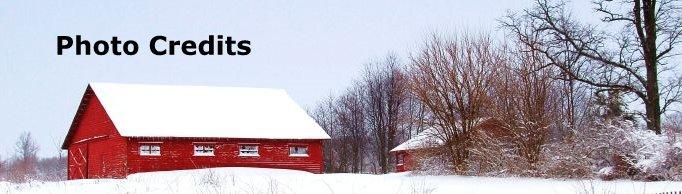Photo Credits - Barn on Snowy Hill - Credit Bob Jagendorf