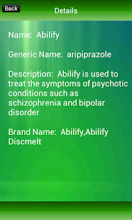 what is abilify generic name