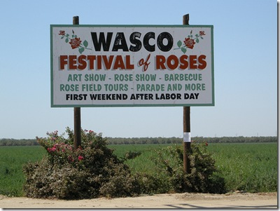wasco sign