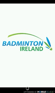 Badminton Ireland App- screenshot thumbnail