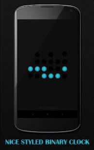 Binary Clock Daydream Lite - screenshot thumbnail