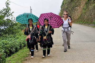trekking groups sapa review