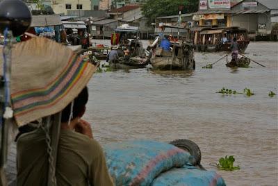 Floating markets of the Mekong Delta , Floating markets Mekong Delta