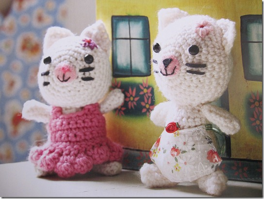 My Melody crocheted