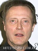 Christopher Walken, 2001