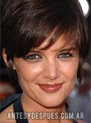 Katie Holmes, 2008