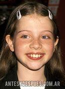 Michelle Trachtenberg,