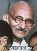 Mahatma Gandhi,