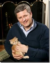 Stephen Harper sweater