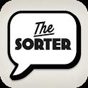 The Sorter icon